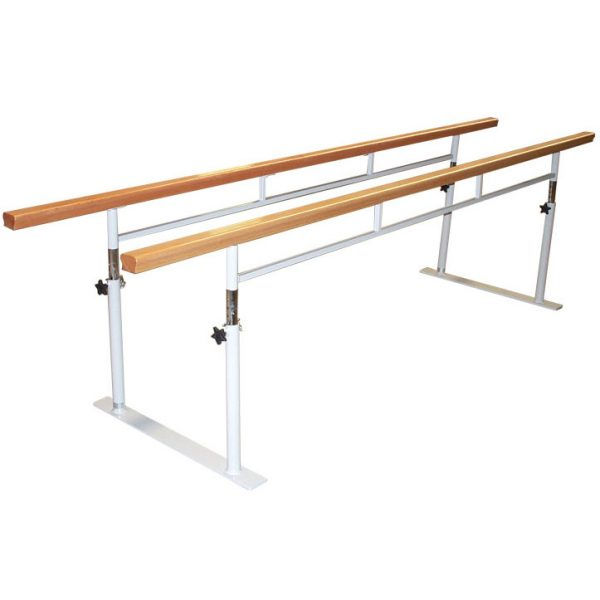 AusCo-Parallel-Walking-Bars-FreeStanding-Folding-Timber