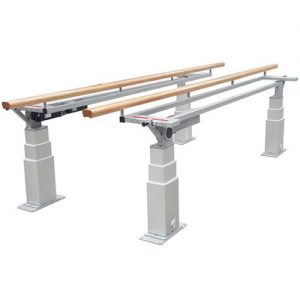 Ausco-Electric-Parallel-Walking-Bars-Width-Adjustment