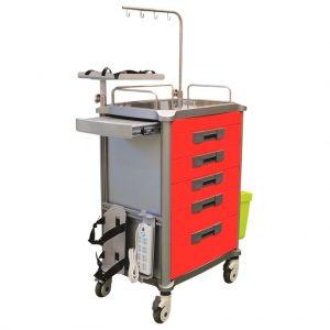 CubicHealth Emergency Cart