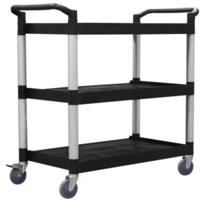 CubicHealth Storage Trolley 3 Shelves ST320