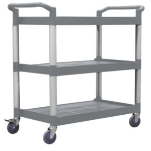 CubicHealth Storage Trolley 3 Shelves ST321