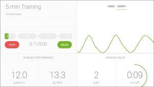 Nohrd Slim Beam App Screen 1