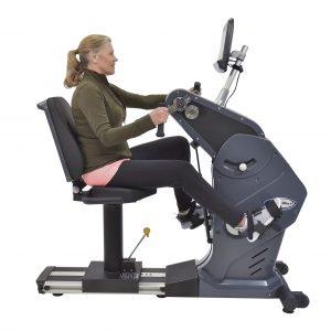 PhysioMax Total Body Trainer Side Lady