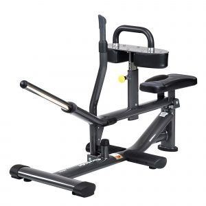 SportsArt A981 Plate Loaded Seated Calf