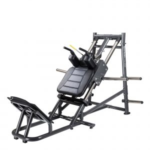 SportsArt A989 Plate Loaded Hack Squat