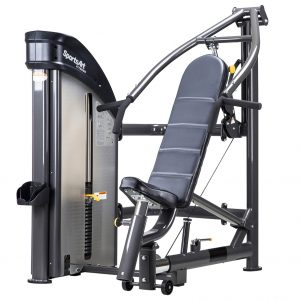 SportsArt-DF208-Multipress-Dual-Station-Strength