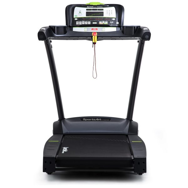 SportsArt T635A Treadmill Rear View