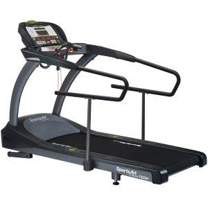 SportsArt-T655m-Treadmill-06