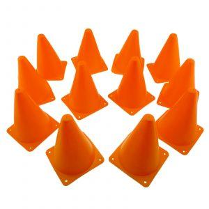 TheraKit Agility Cones Witches Hats Orange