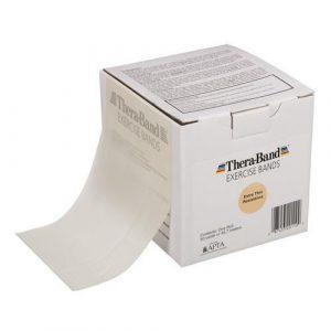 Theraband 46m Tan XLight Band Box