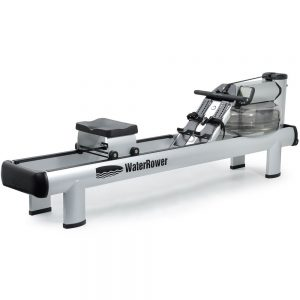 WaterRower M1 Hi Rise Rower Angle