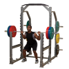 BodySolid SMR1000 multi squat rack Model