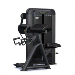 Pulse Fitness H Series Arm Curl 365H Grey kopier