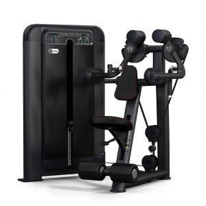 Pulse Fitness H Series Latteral Deltoid 335H Grey kopier