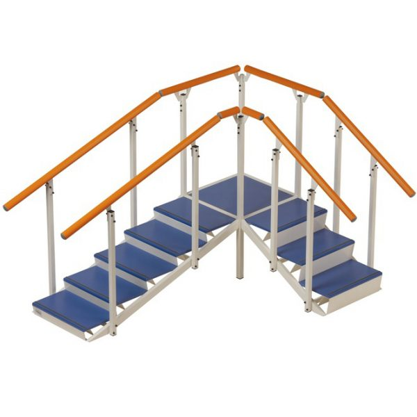 CubicHealth Training Stairs Corner Stairs BaseLine
