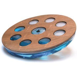 Nohrd Eau Me Balance Board Oak