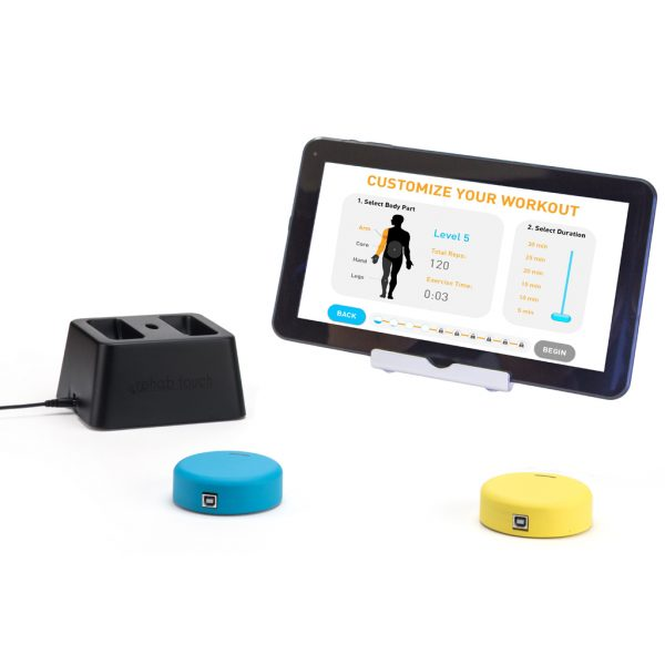 FlintRehab Fitmi Clinic with tablet Customize 1024x1024px