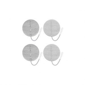 Pals Platinum Electrode 5cm 2 Round 4 Pack 1024x1024px