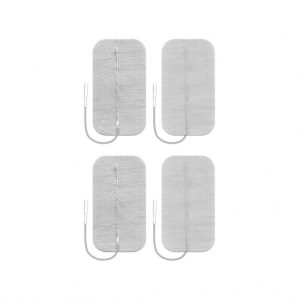 Pals Platinum Electrode 5x9cm 2x3.5 Rectangle 4 Pack 1024x1024px
