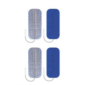 Pals Platinum Electrode Sensitive 4x9cm 1.5x3.5 Rectangle 4 Pack 1024x1024px