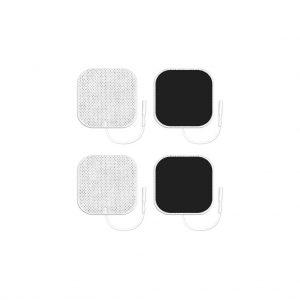 Pals ValuTrode XCloth 5x5cm 2x2 Square 4 Pack 1024x1024px