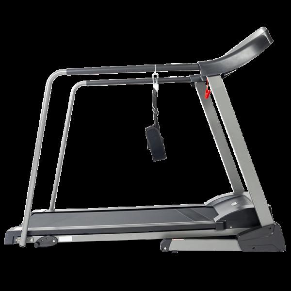 INNOFIT T40 Treadmill Detail SideView