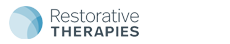 logo brand restorative therapies RTI 230x44