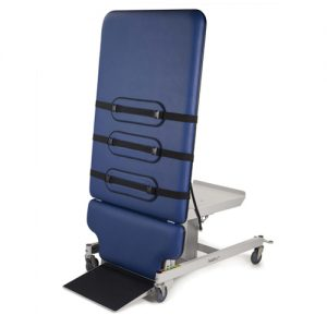 HealthTec High Capacity tilt Table 1 Section