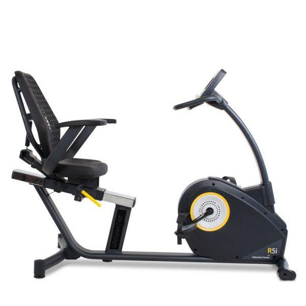 INNOFIT R5i Recumbent exercise bike Side