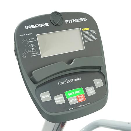 Inspire Cardio Strider 2.5 Cross Trainer Computer