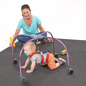 LiteGait CrawlAhead Pediatric Crawler
