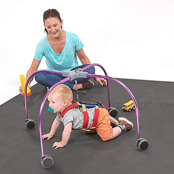 LiteGait CrawlAhead Pediatric Crawler