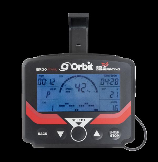 ORBIT ergo ski trainer computer