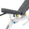 INNOFIT Flat Incline Bench Front Adjustment Detail