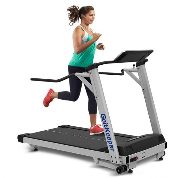 LiteGait GaitKeeper GKS22 Treadmill Model Running