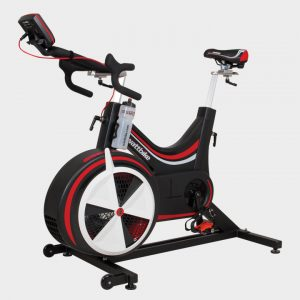 WattBike Trainer Front Angle