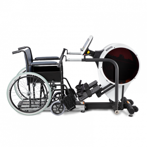 INNOFIT S9 Independent Linear Stepper Pro Wheelchair SQ