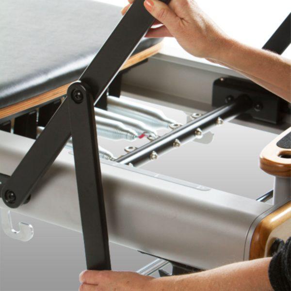 Peak Pilates fit reformer Detail 4