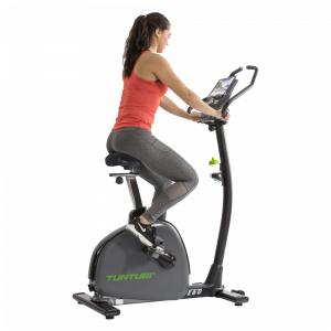 Tunturi E60 Upright Exercise Bike Model