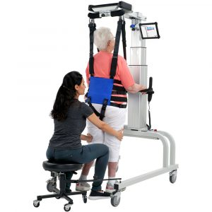 LiteGait I 500 Body Weight Support System Over Ground