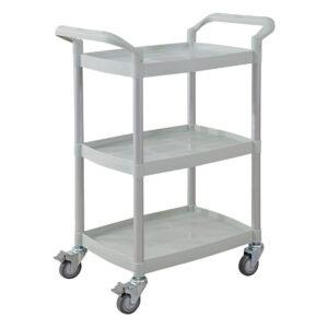 CubicHealth Storage Trolley 3 Shelves ST301