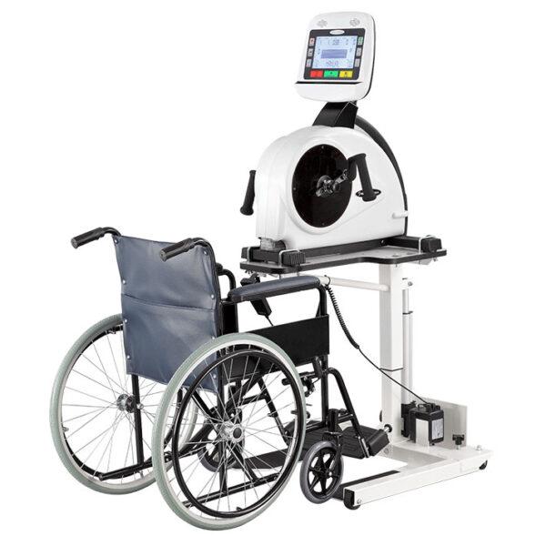 INNOFIT U9 UBE Upper Body Trainer Pro Wheelchair