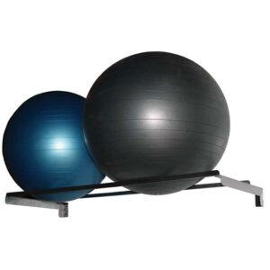 TheraKit Exercise Ball Wall Storage Rack