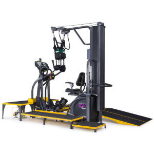 SportsArt ICARE E875 Body Weight Support Training System Platform Complete 1200